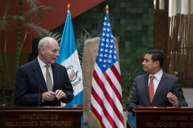 Secretario de Seguridad Nacional de Estados Unidos en gira por Guatemala y México - ảnh 1