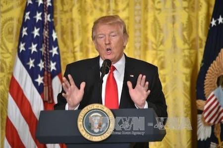 Donal Trump proyecta ampliar el arsenal nuclear de Estados Unidos  - ảnh 1