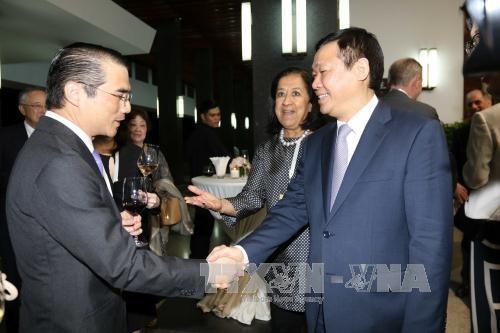 Vietnam acoge a inversores del Consejo Empresarial Asiático - ảnh 1
