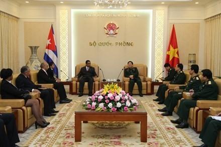 Entidades de cifrado de Vietnam y Cuba afianzan cooperación  - ảnh 1