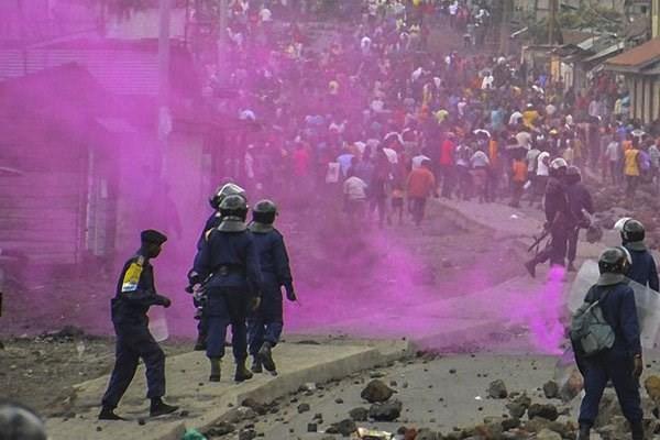 Consejo de Seguridad de ONU rechaza creciente violencia en Congo - ảnh 1