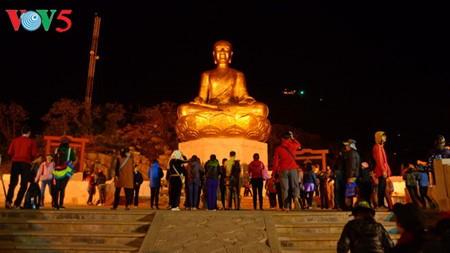 Yen Tu - Aurora en la tierra del Buda  - ảnh 4