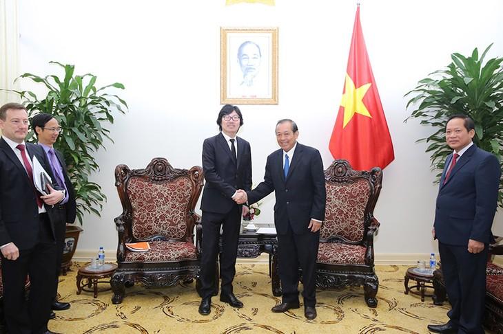 Vietnam y Francia abogan por intensificar cooperación técnica  - ảnh 1