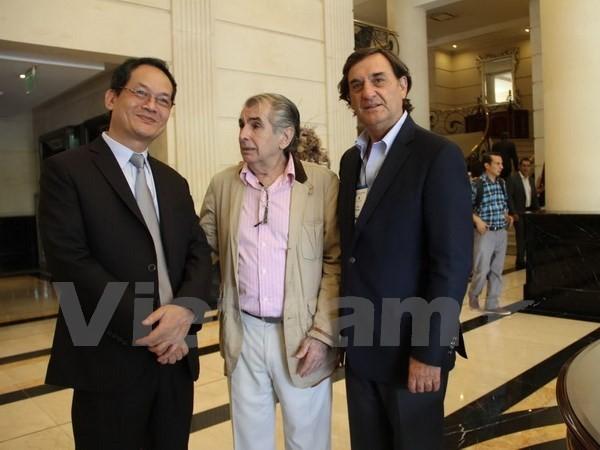 Vietnam intensifica vínculos comerciales con Argentina - ảnh 1