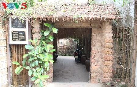 Antiguo villorrio Duong Lam, territorio de dos reyes - ảnh 2