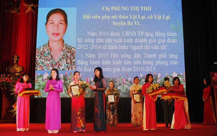 Phung Thi Tho, una excepcional mujer de negocios - ảnh 1