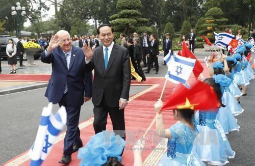 Nuevas oportunidades para el desarrollo de las relaciones Vietnam-Israel - ảnh 1