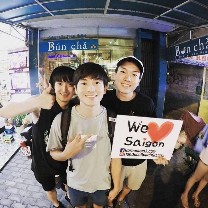 """Grupo """"Muchachos surcoreanos"""", un puente con Vietnam - ảnh 1"""