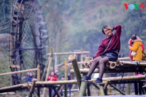 Ruedas de agua, un atractivo del noroeste de Vietnam - ảnh 2
