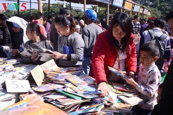 Por mayor participación del sector privado en la promoción de la lectura en Vietnam - ảnh 2