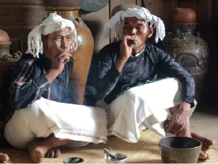 Churu, otra etnia con idiosincrasia propia en Tierras Altas centrales de Vietnam - ảnh 3