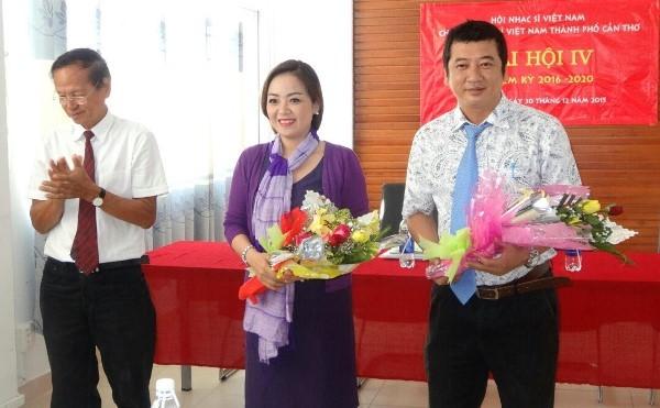Quang Thanh Giang, un apasionado de la música tradicional - ảnh 1
