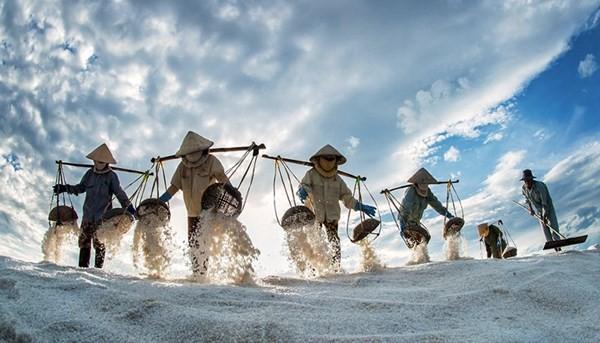 Aldea salinera de Sa Huynh - ảnh 3