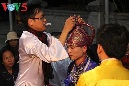 Valores patrimoniales de Vietnam en el culto a Diosas Madres avanzan en el mundo - ảnh 1