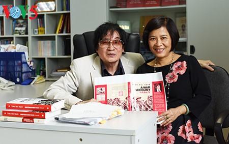 """El periodista Tran Mai Hanh y el éxito de su libro """"Acta de Guerra 1-2-3-4.75"""" - ảnh 11"""