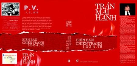 """El periodista Tran Mai Hanh y el éxito de su libro """"Acta de Guerra 1-2-3-4.75"""" - ảnh 5"""