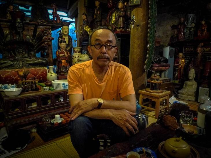 Colores brillantes de los productos de mosaico de la aldea de Chuon Ngo - ảnh 3
