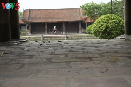 Pagoda Keo: singularidad arquitectónica de la provincia norteña de Thai Binh - ảnh 2