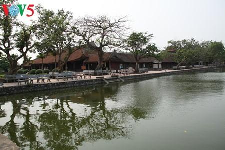 Pagoda Keo: singularidad arquitectónica de la provincia norteña de Thai Binh - ảnh 5