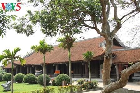 Pagoda Keo: singularidad arquitectónica de la provincia norteña de Thai Binh - ảnh 6