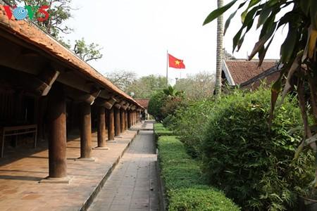 Pagoda Keo: singularidad arquitectónica de la provincia norteña de Thai Binh - ảnh 9