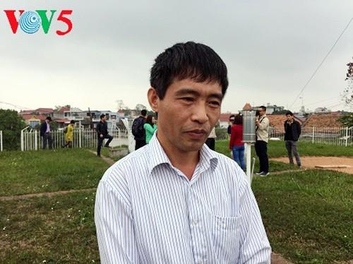 Meteorólogos abnegados aportan al desarrollo socioeconómico de Vietnam - ảnh 2