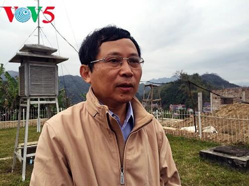 Meteorólogos abnegados aportan al desarrollo socioeconómico de Vietnam - ảnh 3