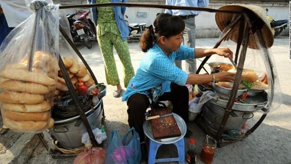 Ciudad Ho Chi Minh y su atractiva gastronomía al aire libre - ảnh 1