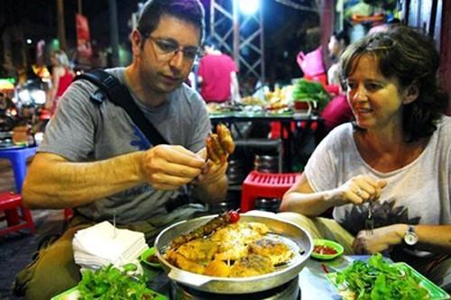Ciudad Ho Chi Minh y su atractiva gastronomía al aire libre - ảnh 2