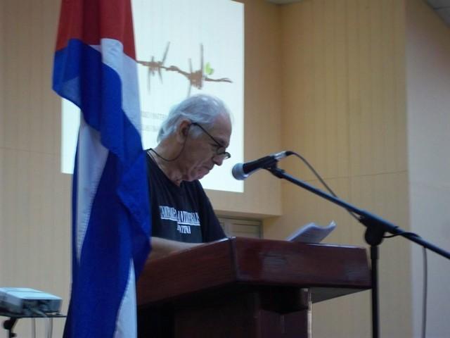En Guantánamo, Cuba, pacifistas del mundo refuerzan coalición por la paz - ảnh 2
