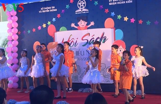 Localidades vietnamitas se suman al Mes de Acción a favor de los niños - ảnh 1