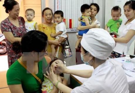 Localidades vietnamitas se suman al Mes de Acción a favor de los niños - ảnh 2