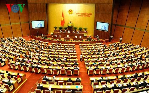 Vietnam persevera en el cumplimiento de metas de desarrollo económico - ảnh 1