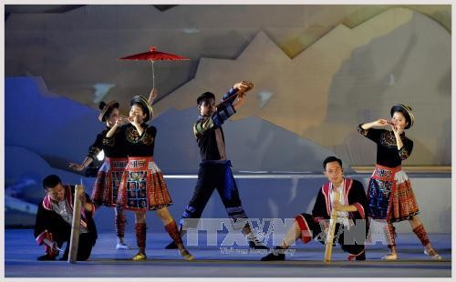 Festival de Patrimonios de Quang Nam enaltece valores de herencias culturales de Vietnam y el mundo - ảnh 2
