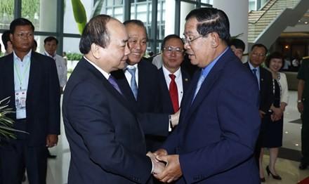 Vietnam y Camboya: medio siglo de amistad y cooperación - ảnh 1