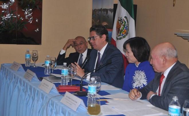 Cumbre del APEC 2017 impulsa relaciones Vietnam-México - ảnh 1