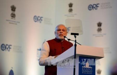 Premier indio visita Europa y Estados Unidos  - ảnh 1