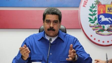 Presidente venezolano pide las conversaciones de paz con la oposición - ảnh 1