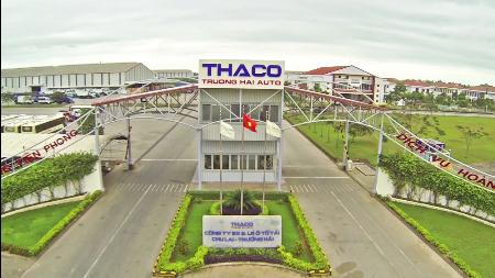 Thaco Truong Hai, una empresa exitosa en la provincia central de Quang Nam - ảnh 1