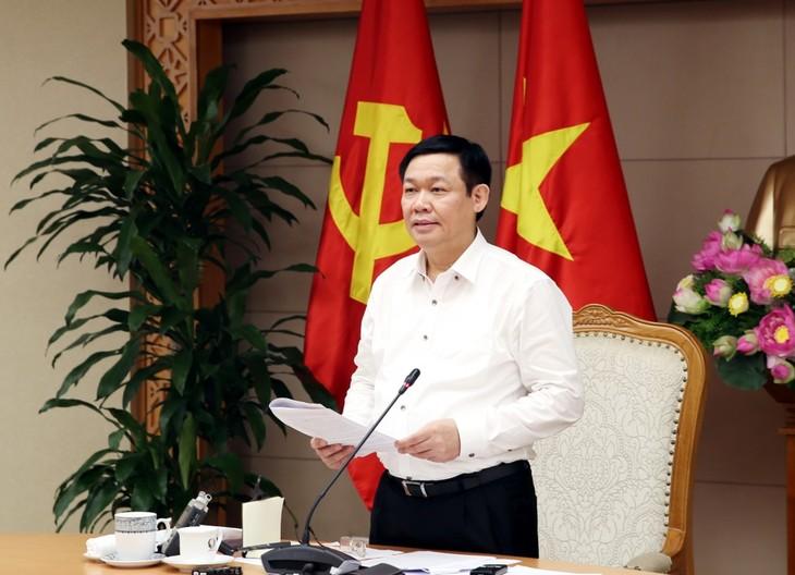 Piden a los ministerios y las localidades de Vietnam acelerar la reforma empresarial - ảnh 1