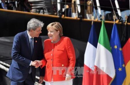 La cumbre de los Balcanes Occidentales arranca en Italia - ảnh 1