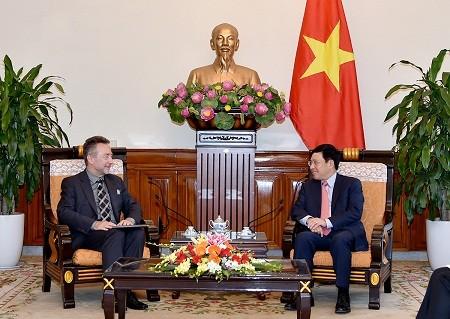 Vietnam y República Checa fortalecen lazos  - ảnh 1