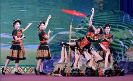 Se celebra la Semana de Cultura y Deportes étnicos en Quang Ninh - ảnh 1
