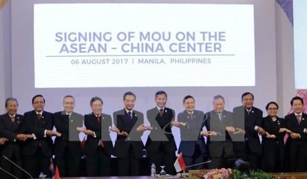 Asean y sus 10 contrapartes ratifican nuevas orientaciones de cooperación futura   - ảnh 1