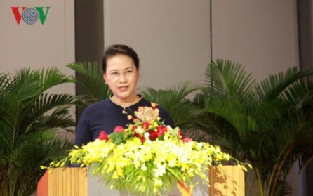 Efectúan seminario sobre el rol de las diputadas en las actividades parlamentarias  - ảnh 1