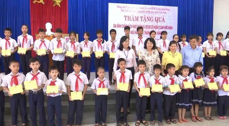 Vietnam presta atención a los sectores especiales de la población - ảnh 1