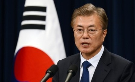 Corea del Sur hace más esfuerzos diplomáticos para desnuclearizar Corea del Norte - ảnh 1