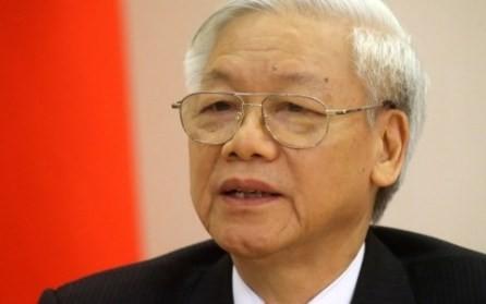 Máximo líder político de Vietnam visitará Indonesia y Myanmar - ảnh 1