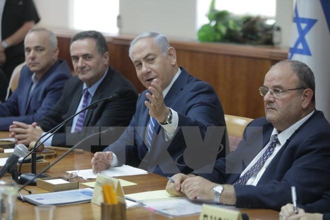 Líderes de Israel y Rusia debatirán sobre la situación en Siria  - ảnh 1