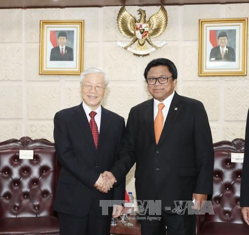 Medios de comunicación de Indonesia resaltan las relaciones cercanas de su país con Vietnam - ảnh 1